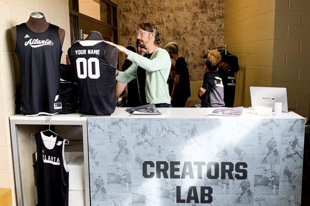 HOOPSGIVING CREATORS LAB