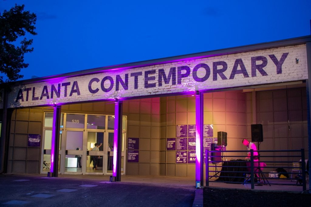 Atlanta Contemporary Arts building